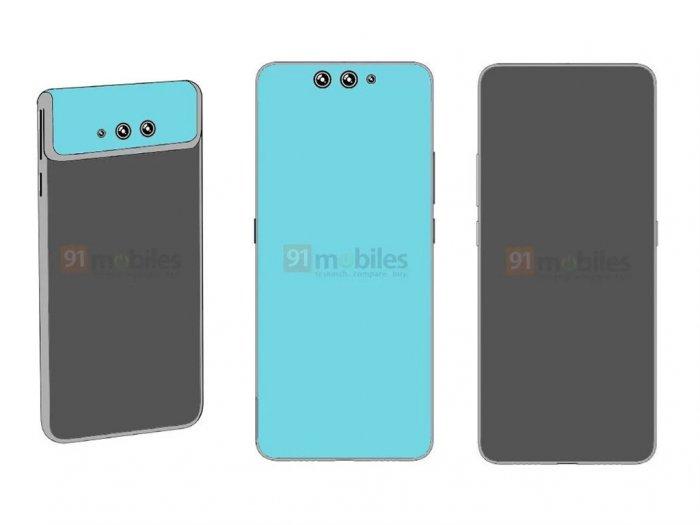 Xiaomi Daftarkan Paten Smartphone Lipat dengan Konsep Unik