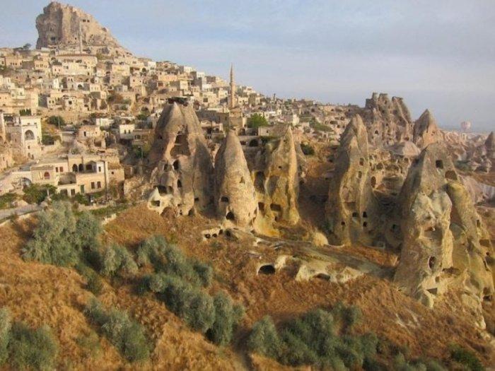 Begini Isi Kota Bawah Tanah Derinkuyu yang Berumur Ribuan Tahun