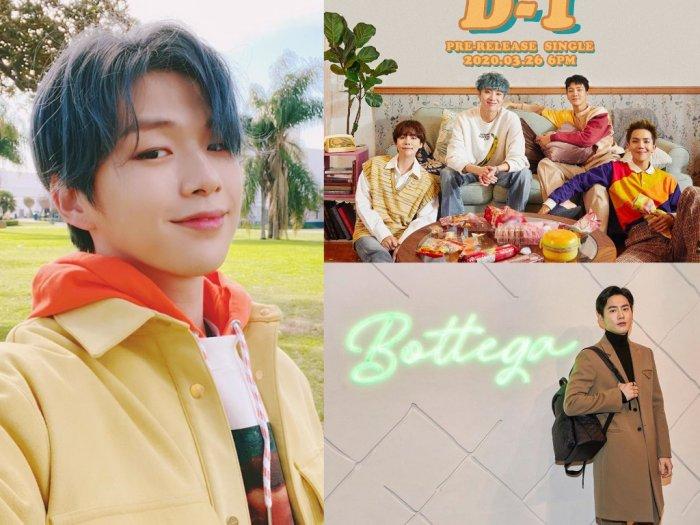 Di Tengah Corona Penyanyi K-Pop Siap Hibur Penggemar Lewat Musik