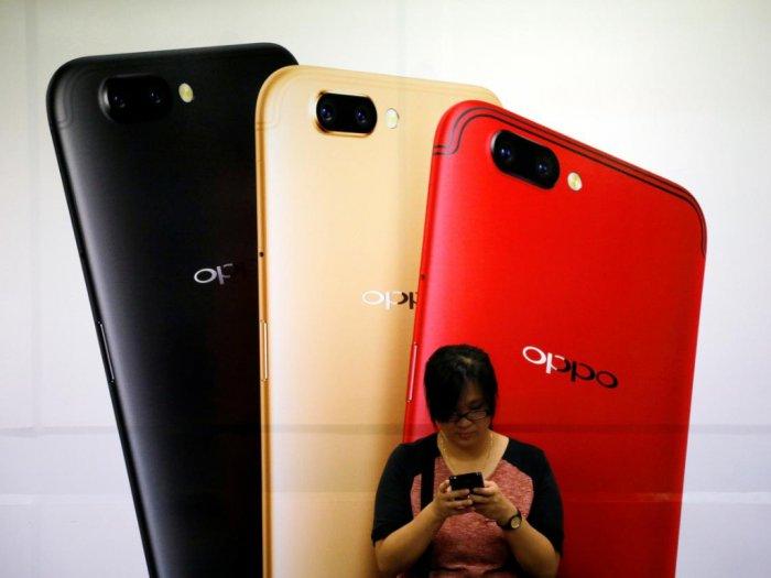 Spesifikasi Smartphone amp039Misteriusamp039 Baru Oppo Beredar di Internet