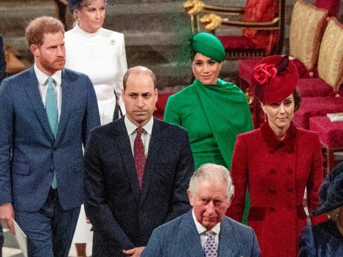 Karena Khawatir dengan Kondisi Pangeran Charles Harry ingin Cepat Kembali