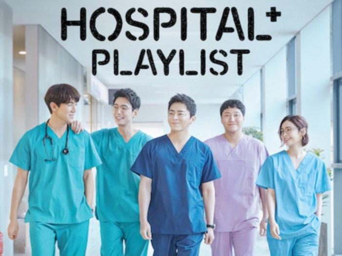Drama Korea ampquotHospital Playlistampquot Raih Peringkat Tertinggi