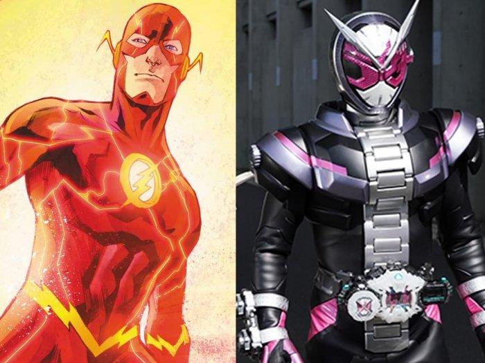 Perbedaan Mencolok Antara Superhero Amerika dan Jepang