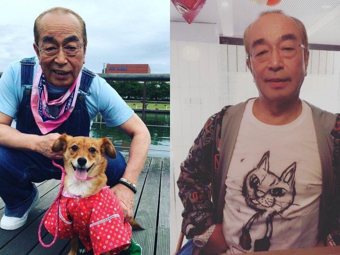 Ken Shimura Komedian Jepang Meninggal Dunia Karena Corona
