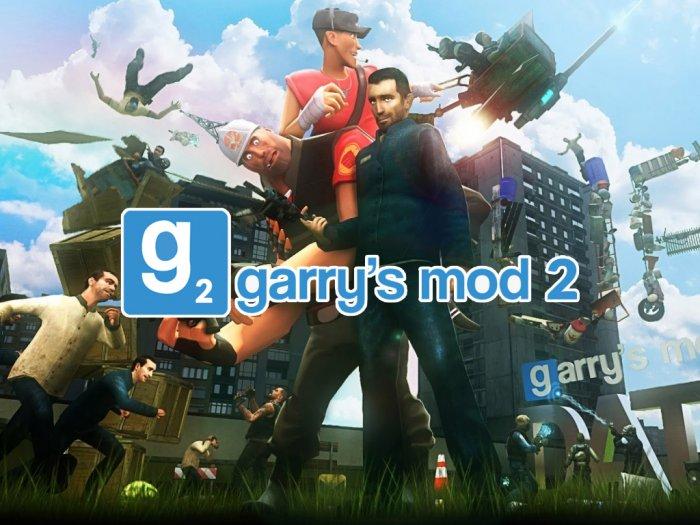Sip Kreator Garryamp039s Mod Isyaratkan Kehadiran Game Garryamp039s Mod Kedua
