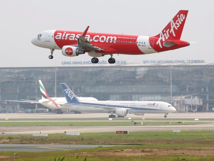 Mulai 1 April Vietnam Hentikan Seluruh Penerbangan Internasional