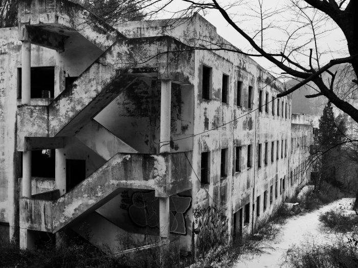 Kisah Horor Rumah Sakit Jiwa Gonjiam di Korea Selatan