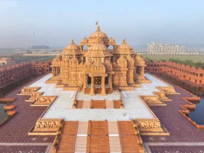Tak Hanya Taj Mahal Ini Deretan Tempat Wisata Spiritual di India