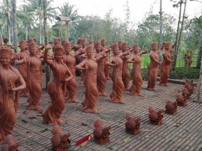 Taman Gandrung Terakota Wisata Kebudayaan di Banyuwangi