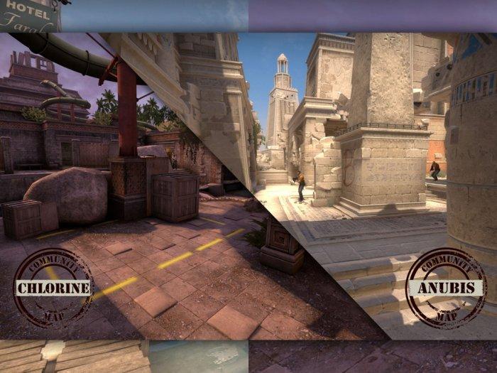 Update Baru Valve Hadirkan Map Chlorine dan Anubis di Game CSGO