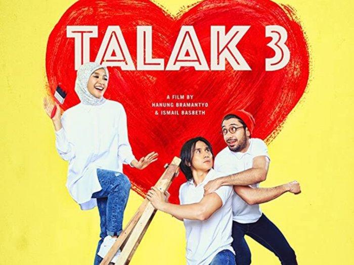 Sinopsis dan Trailer Film Indonesia Komedi ampquotTalak 3 - 2016ampquot