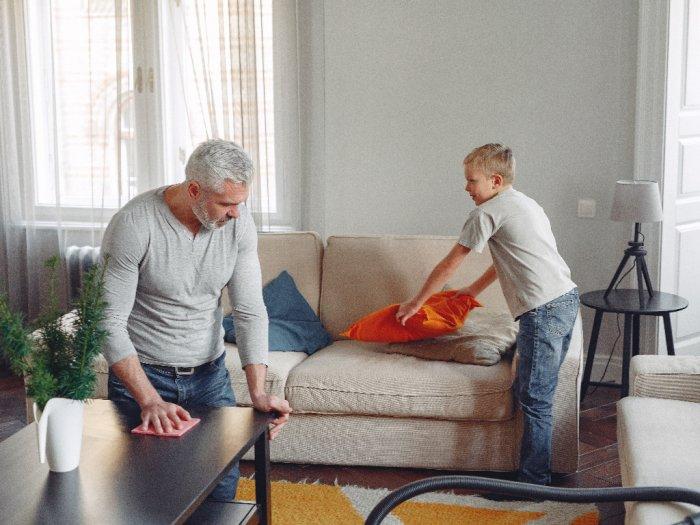 Berikut Tips Bersihkan Rumah untuk Cegah Penularan Virus Corona