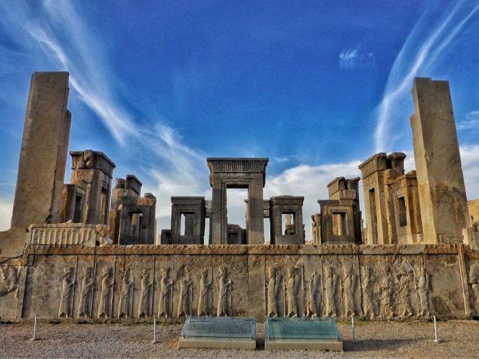 Persepolis Sebuah Kota Kuno di Iran
