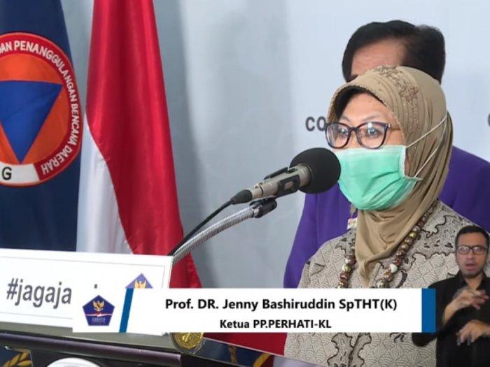 Butuh APD Level 2 Dokter THT-KL Kesulitan Dapat Masker N95