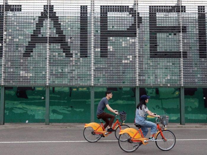 Warga Taiwan Diminta Untuk Jaga Jarak di Tempat Wisata