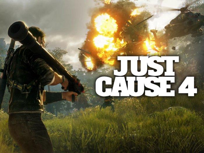 Mantul Epic Games Store Bakal Gratiskan Just Cause 4 Minggu Depan