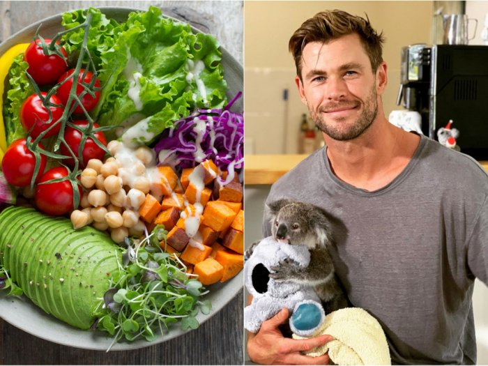 Waspada Diet Vegan Bisa Picu Batu Ginjal Seperti yang Dialami Chris Hemsworth