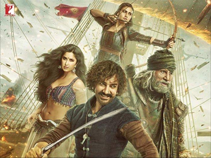 Sinopsis quotThugs of Hindostan 2018quot - Kisah Pengkhianatan Aamir Khan