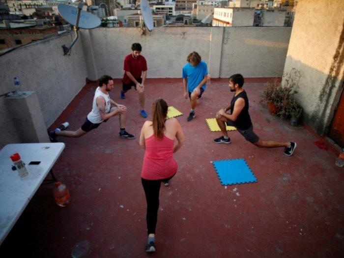 Jenis Olahraga Saat Puasa Ramadan di Tengah Pandemi Corona