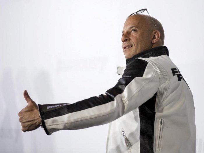 Vin Diesel Sebut Naskah amp039Chronicles of Riddick 4amp039 Selesai Pekan Depan