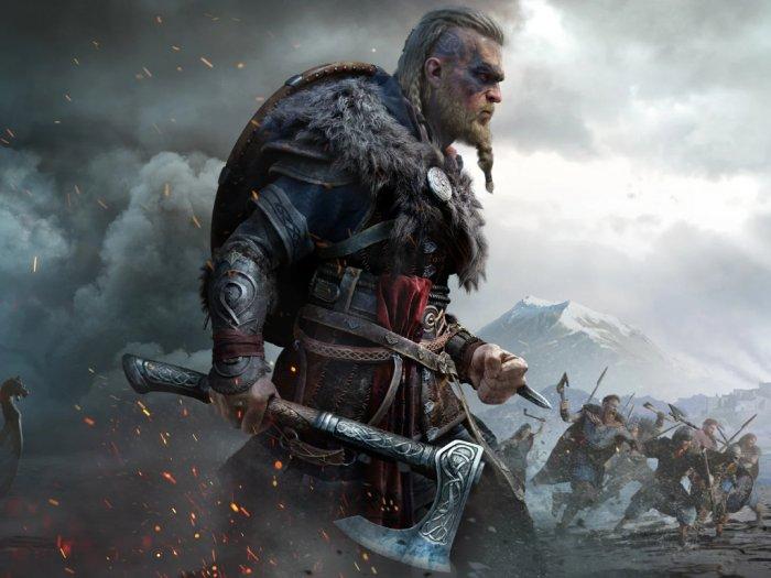 Ubisoft Pamerkan Gameplay Trailer dari Assassinamp039s Creed Valhalla