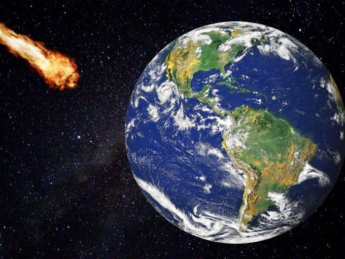 3 Fakta soal Asteroid yang Melintasi Bumi pada 15 Ramadan