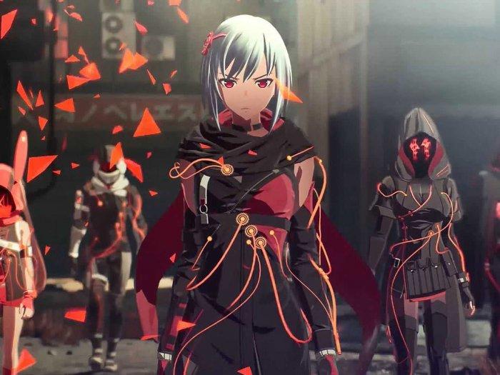 Bandai Namco Resmi Perkenalkan Game Hack and Slash Baru Scarlet Nexus