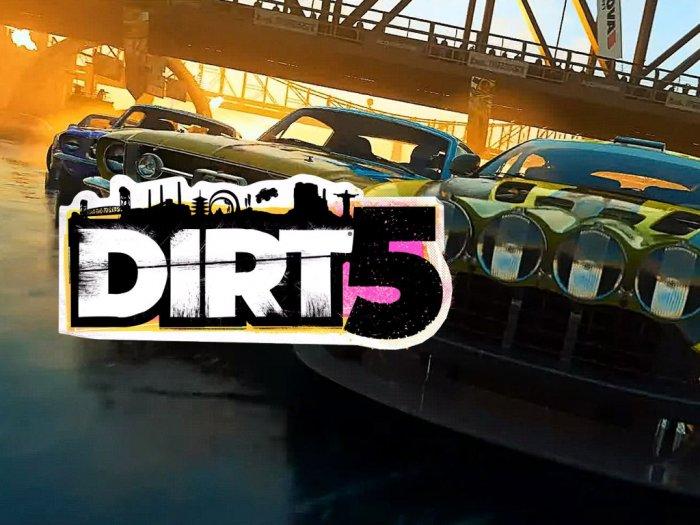 Codemasters Resmi Umumkan Game Racing Terbarunya yaitu DIRT 5