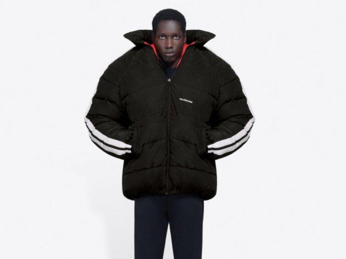 Yuk Intip Koleksi Jaket Terbaru dari Balenciaga