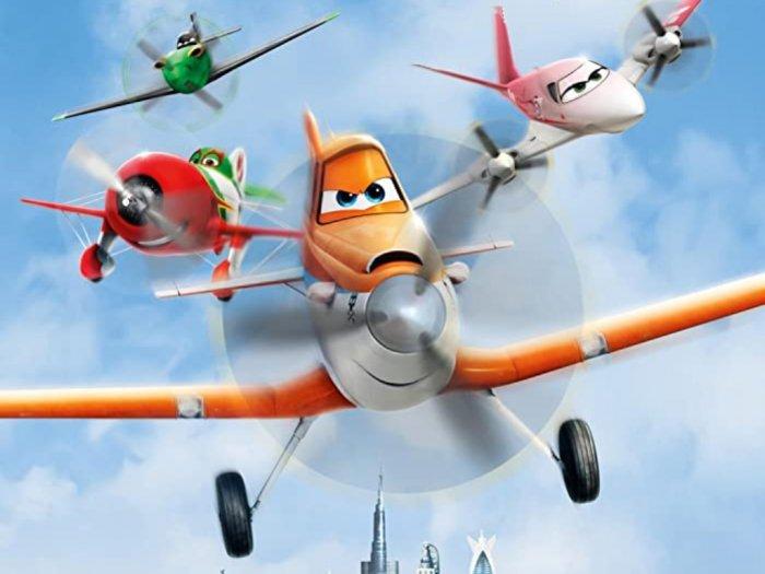Sinopsis quotPlanes 2013quot - Mimpi Menjadi Pesawat Pembalap yang Hebat