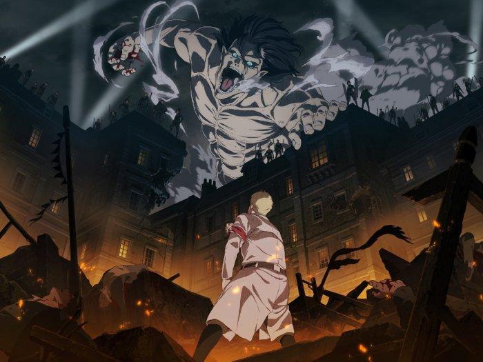 Musim Terakhir Anime quotAttack on Titanquot Telah Dikonfirmasi