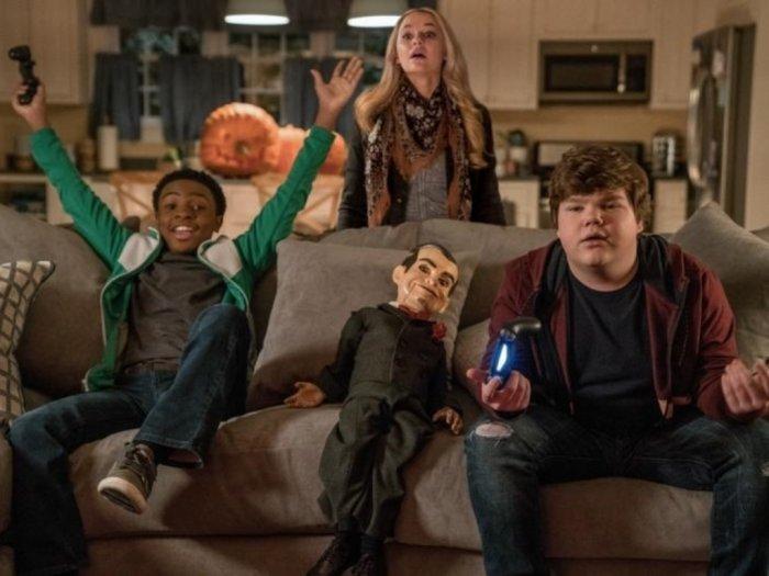 Sinopsis quotGoosebumps 2 Haunted Halloween - 2018 quot
