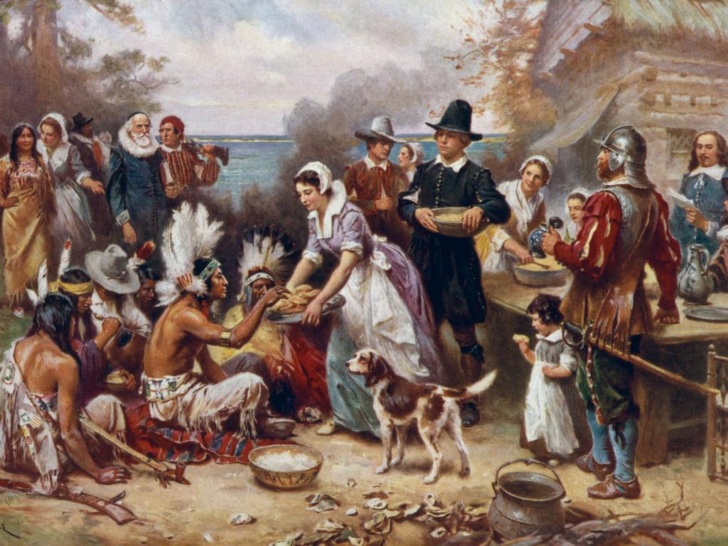 Sejarah Singkat Perayaan Hari Thanksgiving