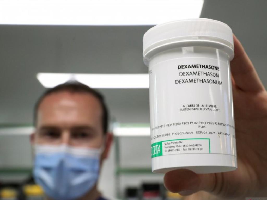 Heboh Dexamethasone untuk Obat Virus Corona Ini Penjelasan Dokter