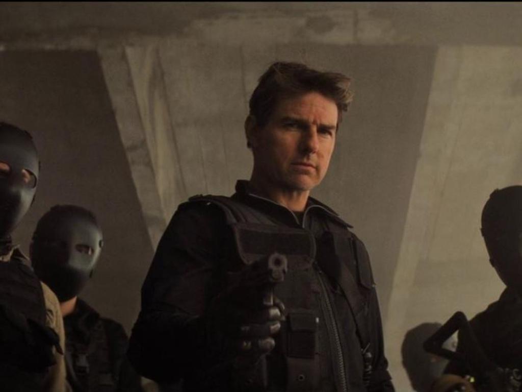 Aktor Tom Cruise Bersama Kru Film Bebas Karantina Saat Syuting di Norwegia