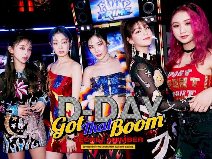 SECRET NUMBER Comeback Dita Karang Kembali Jadi Pembuka Verse Single 039Got That Boom039