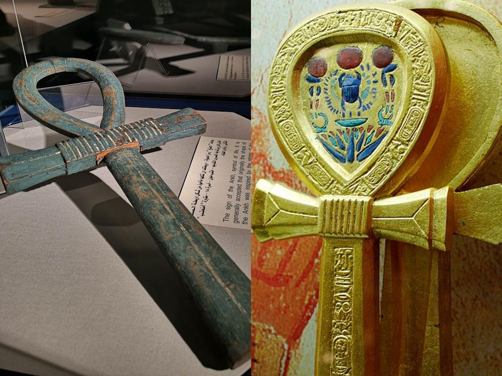 Simbol Pemujaan 039Ankh039 dan Kekuatan Hebatnya dalam Dunia Mistis