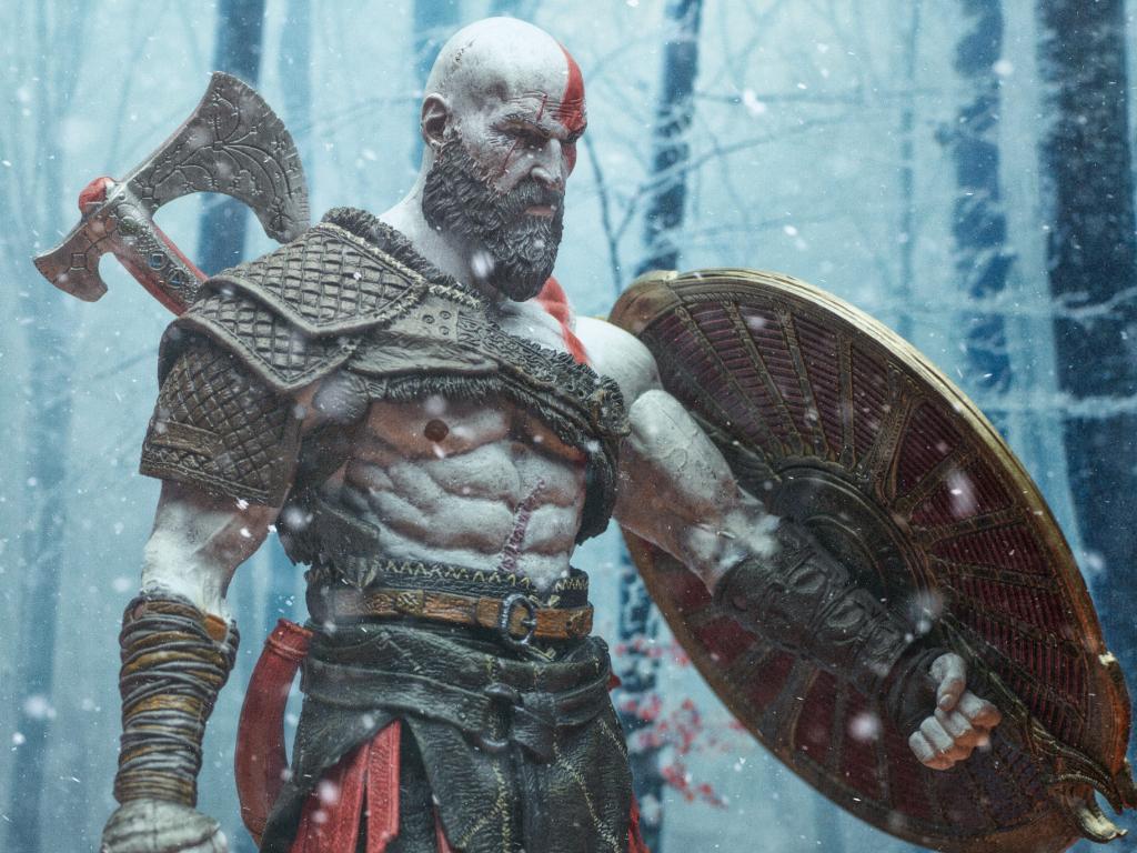 Kratos Dewa Kekuatan Kejam Dalam Peperangan