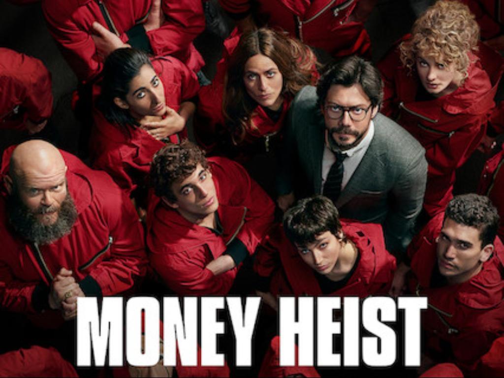Serial quotMoney Heistquot Akan Dibuat Remake Versi Korea