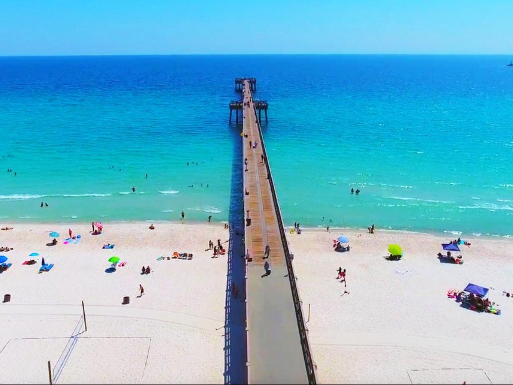 Pantai di Panama Masuk Pantai Terbaik di Amerika Serikat