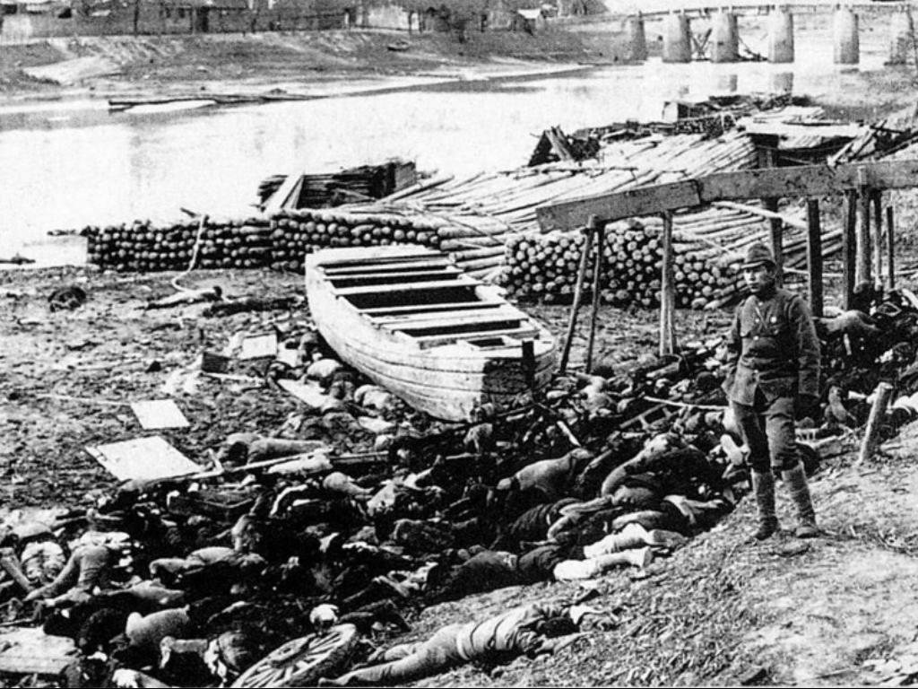 Pembantaian dan Pemerkosaan Nanking oleh Jepang di Tiongkok