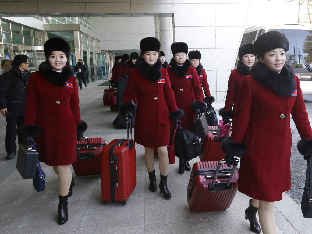 Kippumjo Grup Pemberi Layanan Seksual di Korea Utara