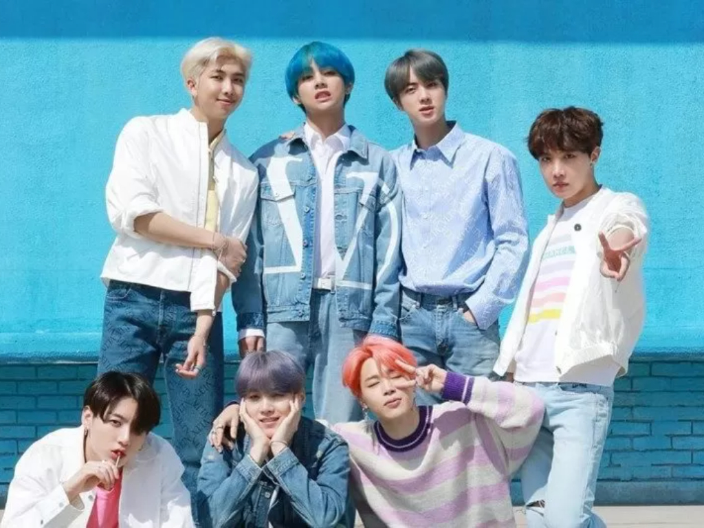 Daebak Berkat Stay Gold BTS Cetak Rekor Baru di World Digital Song Sales Billboard