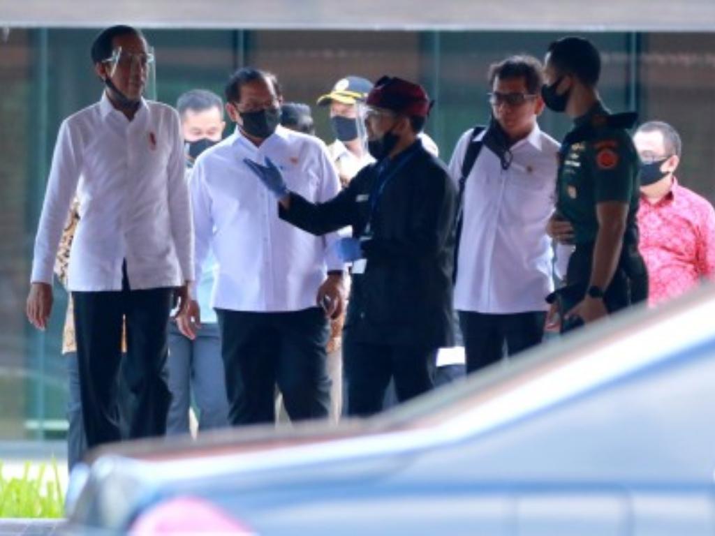 Presiden Jokowi Kunjungan Kerja ke Jawa Tengah Dengan Sejumlah Agenda
