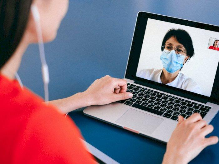 Telemedicine Jadi Pilihan untuk Konsultasi dengan Dokter di Masa Pandemi