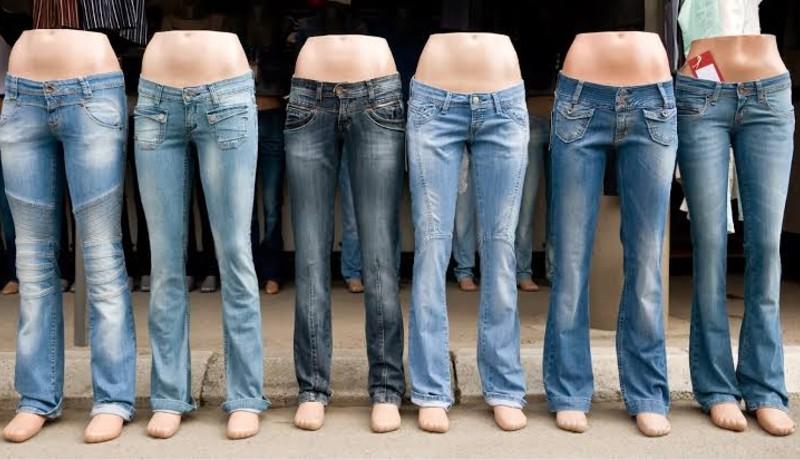 Agar Tak Salah Membeli Kenali Model Celana Jeans Sesuai Tubuhmu