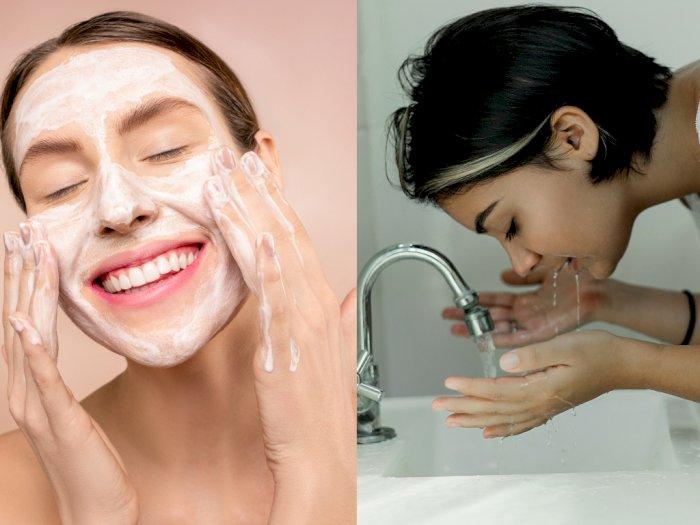 Ini yang Akan Terjadi Pada Kulit Kamu Jika Tidak Mencuci Muka