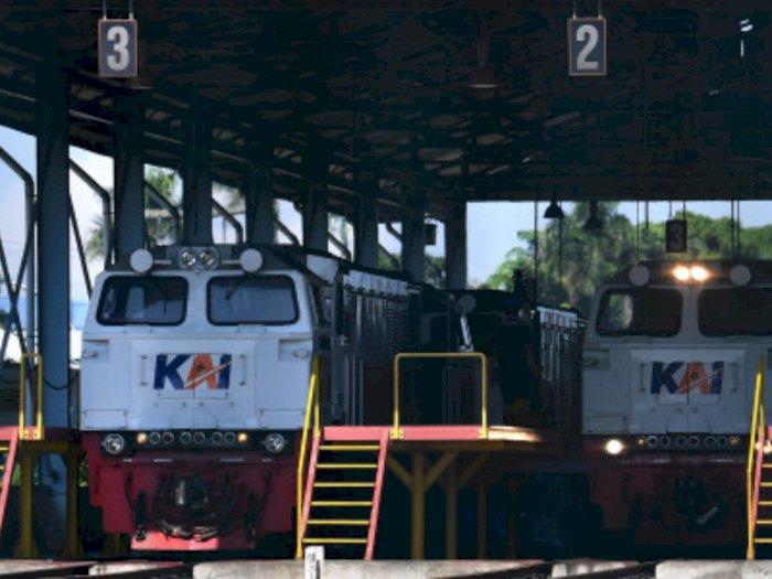 Kabar Gembira Tarif Rapid Test Antigen di Stasiun Kereta Api Turun Jadi Rp85000