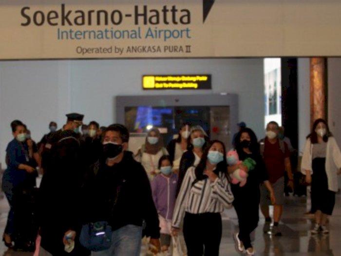Periode Natal Jumlah Penumpang di Bandara Angkasa Pura II Tercatat Naik 26 Persen