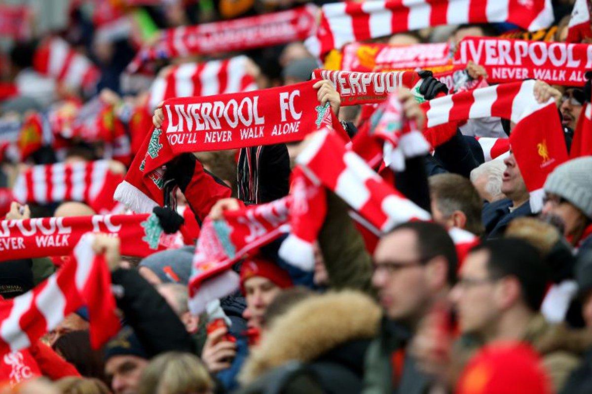 Kalah di Kandang Liverpool Dibantai Crystal Palace